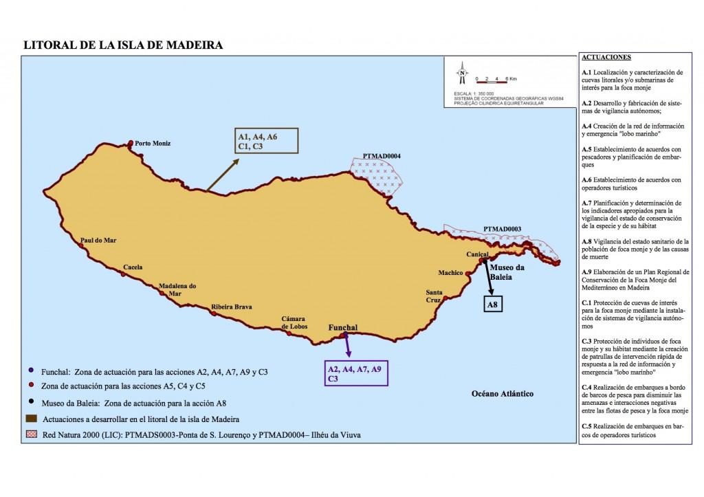 2. Mapa Madeira