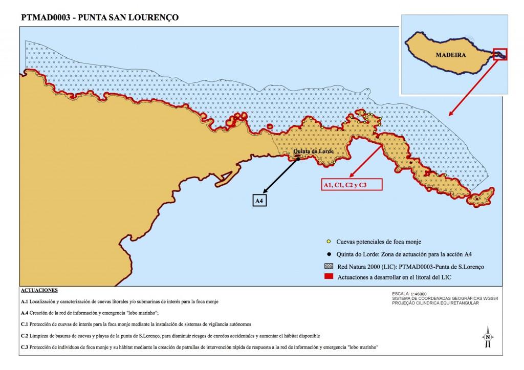 3. Mapa San Lourenço