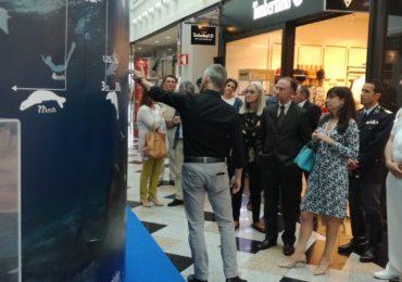 (Español) Inauguración de la exposición itinerante sobre la foca monje